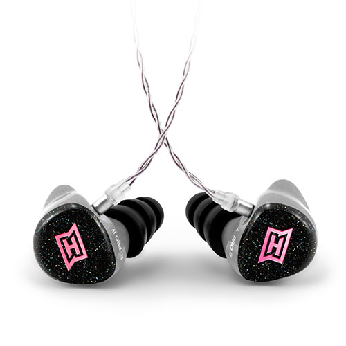 In-Ear-Monitoring (unifit) – Modell PRO-IV von HEAROS